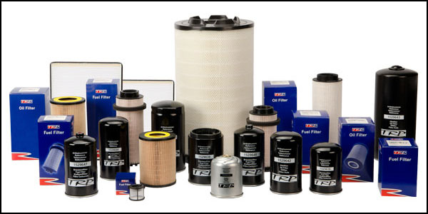 oil and filter for heavy truck engine